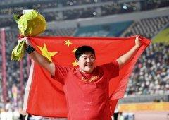在田径类的项目上,中国乃至整个亚洲都